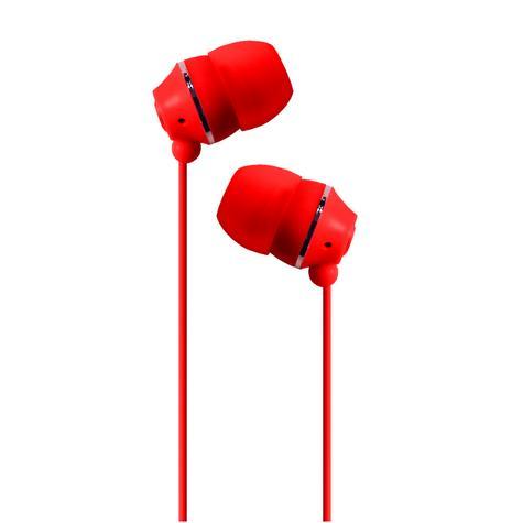 Jivo JI-1060R Jellies In-Ear Noise Isolating Earphone|Soft & Comfy|Strawberry|New Thumbnail 2