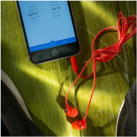 Jivo JI-1060R Jellies In-Ear Noise Isolating Earphone|Soft & Comfy|Strawberry|New Thumbnail 5