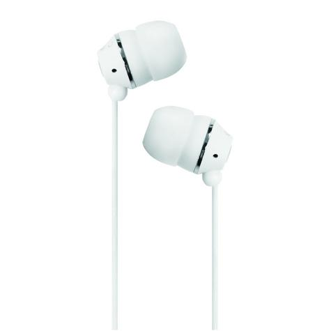Jivo JI-1060W Jellies In-Ear Noise Isolating Earphone|Soft & Comfy|Vanilla|New Thumbnail 2
