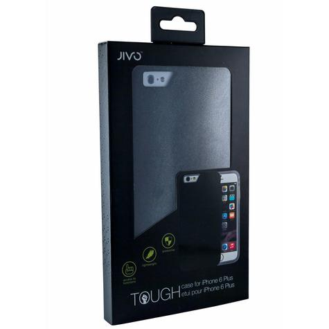 Jivo JI-1881 Two Piece Stylish Design & Tough Case for iPhone 6 Plus/ 6 Plus S  Thumbnail 5