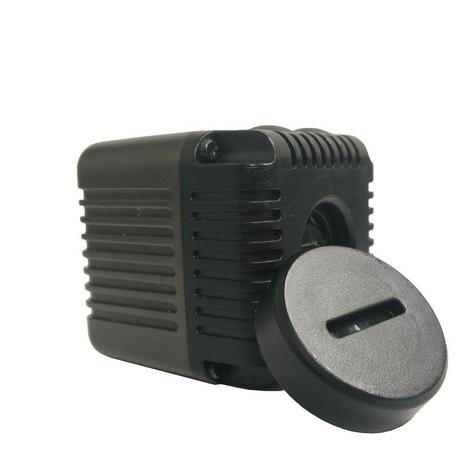 Lume Cube Magnetic Back Cap LCMC11 | Strong Cover | For Mount On Metal Surface | Black Thumbnail 3
