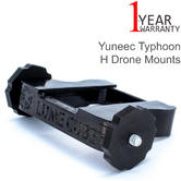 Lume Cube Mounts for Yuneec Typhoon H Drone (2 Pack) | Lightweight & Durable | Black