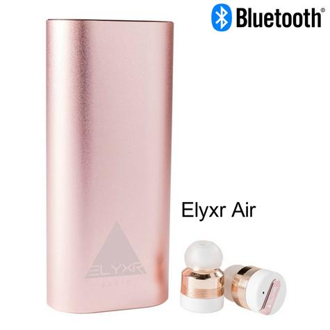 Elyxr ELX-1018 Air True Wireless Bluetooth Earbuds & Charger|10m Range|Rose Gold Thumbnail 1