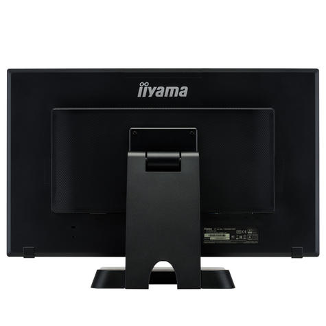 "iiyama T2336MSC-B2 23"" ProLite HD Multi Touch IPS LED Computer Monitor - Black Thumbnail 7"