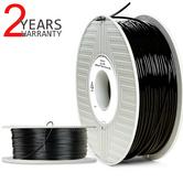 Verbatim 55507 Primalloy Filament 2.85 mm | 500g Black Reel/ Spool | Ultra Flexible Rubber