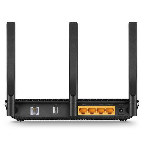TP-Link ARCHER VR600 V2|AC1600 Wireless Gigabit VDSL/ADSL Modem Router|1.6Gbps Wi-Fi Thumbnail 5