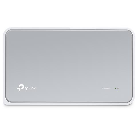 TP-Link TL-SF1008D V10|8-Ports 10/100Mbps Desktop Switch|IEEE 802.3x|Plug & Play Thumbnail 6