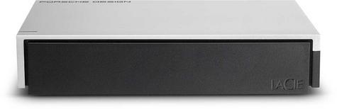 Lacie Porsche Design Desktop External Hard Drive | 6TB | USB 3.0 | For PC & Mac | Silver Thumbnail 5