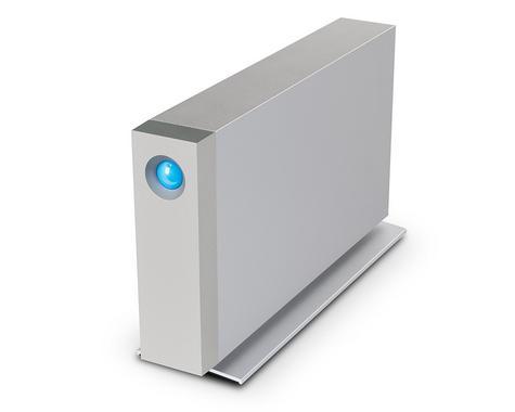 Lacie Desktop External Hard Drive | 6 TB | Dual Thunderbolt 2 & USB 3.0 | For PC & Mac Thumbnail 2