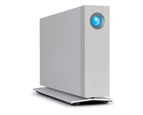 Lacie Desktop External Hard Drive | 6 TB | Dual Thunderbolt 2 & USB 3.0 | For PC & Mac Thumbnail 3