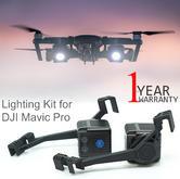 "Lume Cube Lighting Kit for DJI Mavic Pro | Two 1.5"" Cube | Waterproof & Rechargeable"