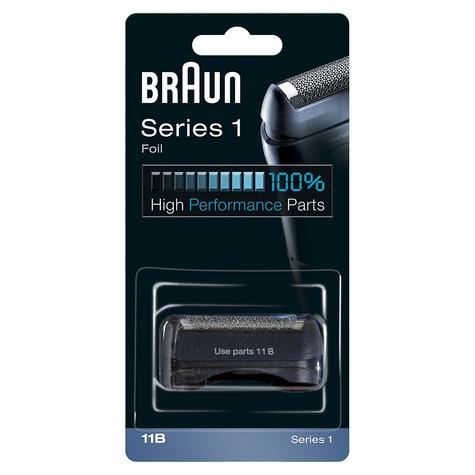 Braun COM11B Replacement Foil & Cutter Pack|Series 1-130 & 1-150 Shaver|Black Thumbnail 2