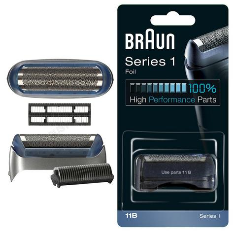 Braun BRACOM20S Foil & Cutter Pack for CruZer Shavers Fit - 2865/2765 2876/2776 Thumbnail 1