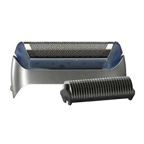 Braun BRACOM20S Foil & Cutter Pack for CruZer Shavers Fit - 2865/2765 2876/2776 Thumbnail 4