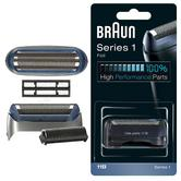 Braun BRACOM20S Foil & Cutter Pack for CruZer Shavers Fit - 2865/2765 2876/2776
