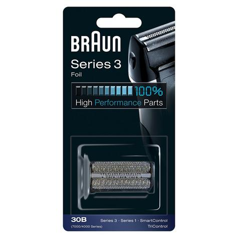 Braun 30B Replacement Black Foil|Series 3|Series 1|SmartControl and TriControl| Thumbnail 2