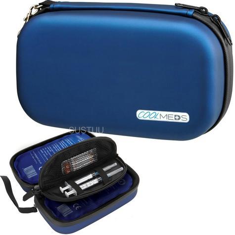 Medigenix CoolMeds 2 Go Case | Transporting Sensitive Bag | 15-25°C Temperature | MGX011 NEW Thumbnail 1