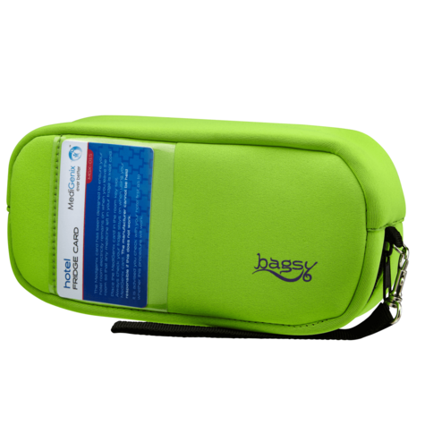Medigenix Bagsy Medicine & Insulin Carry Case(15-25°C) | Diabetic Kit Bag | MGX012G Thumbnail 2
