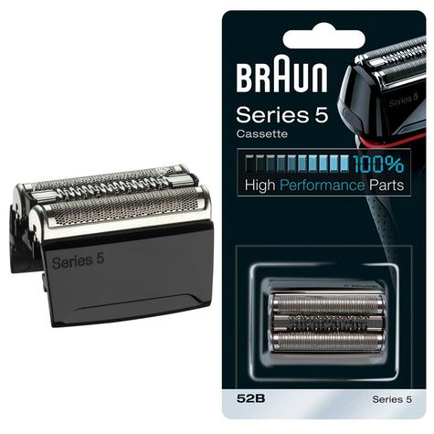 Braun 52B Series 5 Replacement Foil and Cassette Cartridge|(5040s, 5030s, 5020S) Thumbnail 1