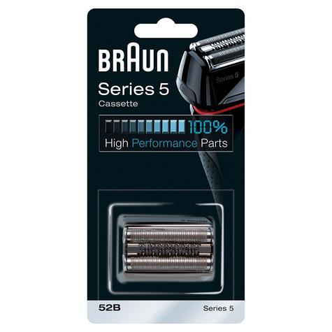 Braun 52B Series 5 Replacement Foil and Cassette Cartridge|(5040s, 5030s, 5020S) Thumbnail 5