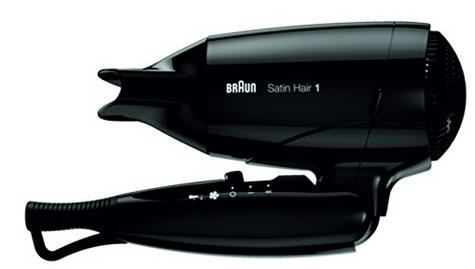 Braun Style & Go Satin Travel Hair Dryer | Infrared Heat Protect | Women | 1200W | HD130 Thumbnail 3