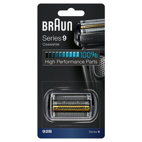 Braun Series 9 Shaver Replacement Foil & Cassette Head | Titanium Coating | COM92B Thumbnail 2