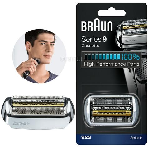 Braun Series 9 Foil and Cassette Cartridge Head | Shaver Replacement Part | COM92S  Thumbnail 1