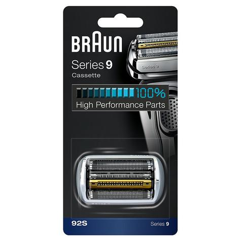 Braun Series 9 Foil and Cassette Cartridge Head | Shaver Replacement Part | COM92S  Thumbnail 2