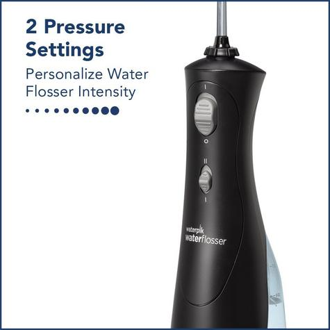 Waterpik Ultra Cordless Plus Dental Water Flosser Jet | Teeth Flossing | Black | WP462 Thumbnail 8