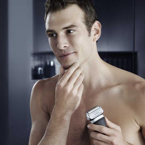 Braun Pulsonic 9000 Series 7 Foil Cassette | Shaver Replacement Head | COM70S | Silver Thumbnail 3