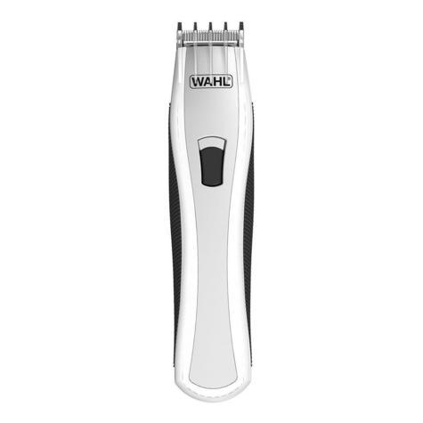 Wahl Men's Lithium Pro Stubble Hair Trimmer|Rinseable Blade|Cordless|85413-809? Thumbnail 3
