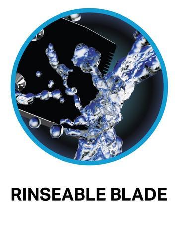 Wahl Men's Lithium Pro Stubble Hair Trimmer|Rinseable Blade|Cordless|85413-809? Thumbnail 6