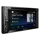 Pioneer AVH-A3100DAB Car Stereo | 2-Din Bluetooth Multimedia Player | Android-iPhone