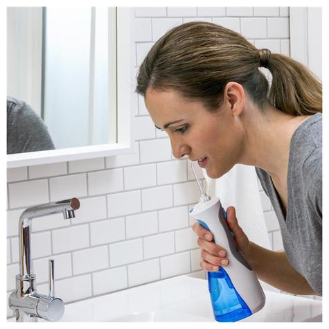 Waterpik Ultra Cordless Plus Dental Water FlosserJet | Dual Pressure Control | WP450 Thumbnail 7