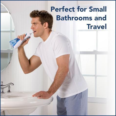Waterpik Ultra Cordless Plus Dental Water FlosserJet | Dual Pressure Control | WP450 Thumbnail 8