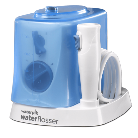 WaterPik Nano Water Jet Flosser Irrigator | 3 Pressure Settings | Dental Care | WP250 Thumbnail 4