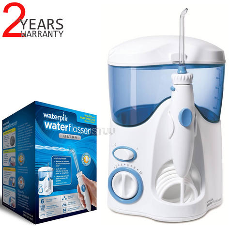 Waterpik Ultra Dental Water Flosser | Oral Teeth Flossing Device | Mains Power | WP120 Thumbnail 1
