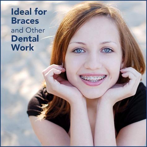 Waterpik Ultra Dental Water Flosser | Oral Teeth Flossing Device | Mains Power | WP120 Thumbnail 5