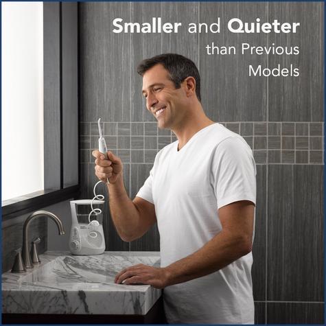 Waterpik Ultra Professional Water Jet Flosser | Oral Irrigator | LED Mode Display | WP660  Thumbnail 5