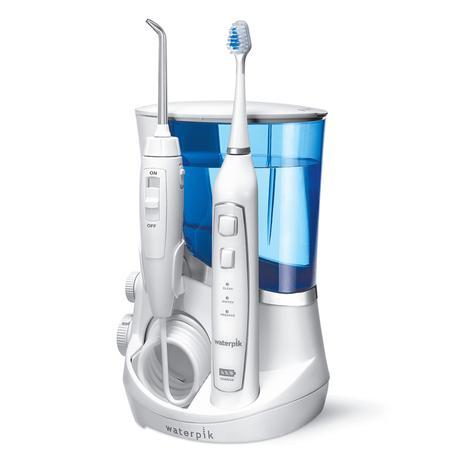 Waterpik Complete Care 5.0 (Combo) | Water Flosser Irrigator + Sonic Toothbrush | WP861 Thumbnail 2