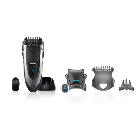 Braun Men's Multi Groomer | Shaver Styler & Beard Trimmer | Wet & Dry | 3 in 1 | MG5090 Thumbnail 3
