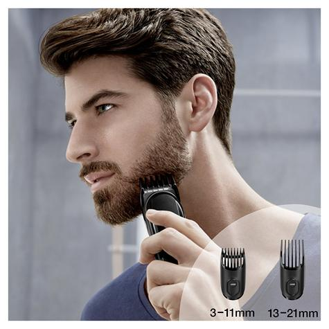 Braun Multi Groom Face & Head Precision Kit | Beard & Hair Trimmer | 6 in 1 | MGK3020 Thumbnail 4