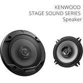 Kenwood KFC-S1366 5.25'' Dual Cone Car Door Coaxial Speaker|Stage Sound|260W|NEW