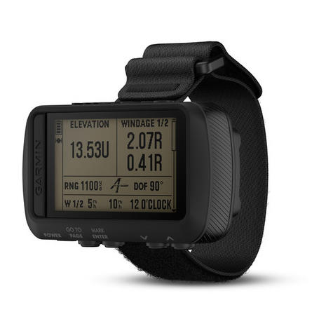 Garmin Foretrex 701 Ballistic|Wrist-mounted GPS SatNav|3axis Compass & Altimeter Thumbnail 2