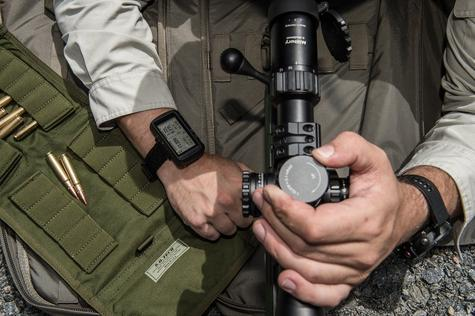 Garmin Foretrex 701 Ballistic|Wrist-mounted GPS SatNav|3axis Compass & Altimeter Thumbnail 7