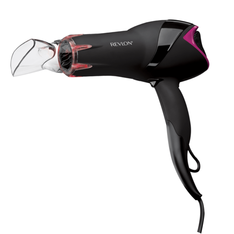 Revlon Pro Collection Salon Infrared Hair Dryer | Volumizing Diffuser | 2000W | DR5105 Thumbnail 2