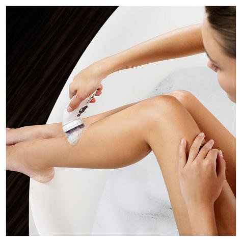 Braun Silk-Epil 9 Skin Spa|Epilation-Exfoliation-Massage-Shaver|4 in 1|Multi Use Thumbnail 5