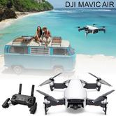 DJI Mavic Air Portable Drone with Controller|12 MP|3-Axis & 4K Camera|Arctic White