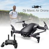 DJI Mavic Air Portable Drone with Controller|12 MP|3-Axis & 4K Camera|Onyx Black