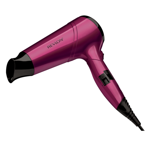 Revlon Perfect Heat Frizz Fighter Hair Dryer | Smooth Styler | 2200 Watt | Purple | DR5229 Thumbnail 2